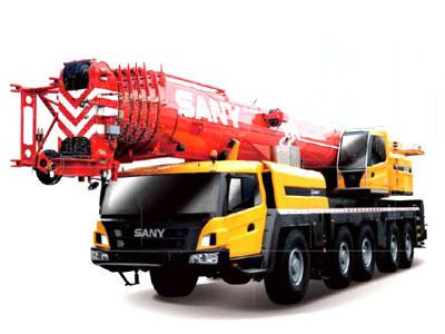 Truck Cranes - SAC2200