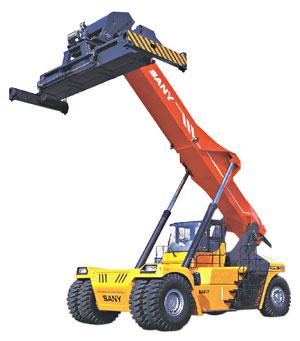 Reach Stackers - SRSC45C2-P