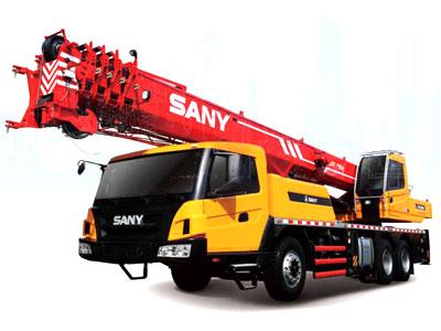 Truck Cranes - STC250H