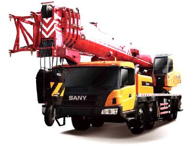 Truck Cranes - STC750