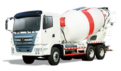 SANY Chassis Concrete Mixer Trucks - SY5400GJB12