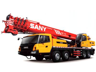 Truck Cranes - STC500