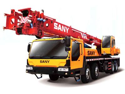 Truck Cranes - STC300