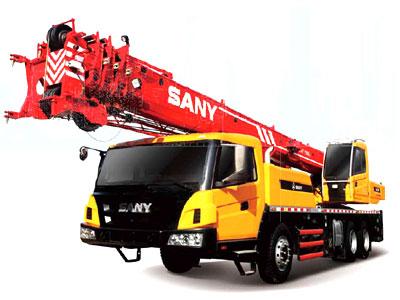 Truck Cranes - STC250