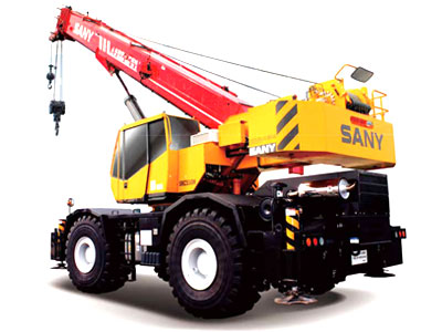 Roughterrain Crane - SRC550H