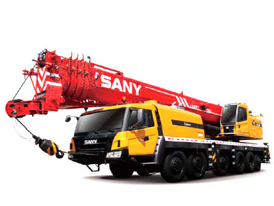 Truck Cranes - STC1000