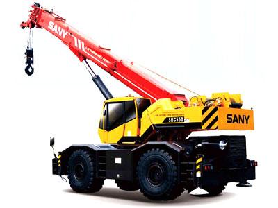 Rough-terrain Crane - SRC550