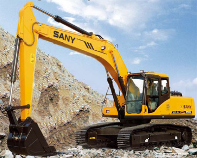 New Generation Hydraulic Excavator - SY215C