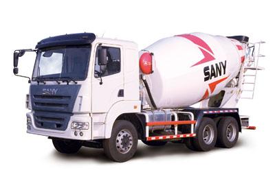 SANY Chassis Concrete Mixer Trucks - SY5310GJB12