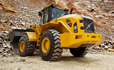 Volvo L105 loader delivers more power for less fuel with quality and durability