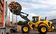 Volvo L150G, L180G, L220G loader (loader) TP linkage