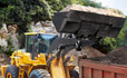 Volvo L105 loader right attachment to suit all applications