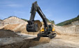 Volvo EC380D, EC480D excavator (excavator) feature the Volvo D13 engine for greater fuel efficiency