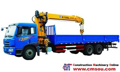 XCMG SQ10SK3Q Truck Mounted Crane