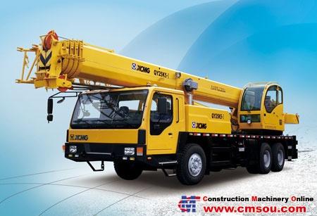 XCMG QY25K5-I Truck Crane