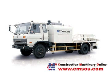 Zoomlion ZLJ5120THB Truck-mounted Line Concrete Pump