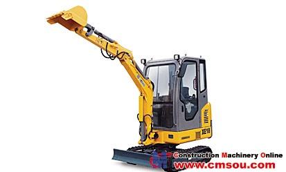 XCMG XE18 Crawler Excavator