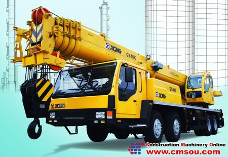 XCMG QY40K Truck Crane