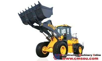 XCMG ZL50G Wheel Loader