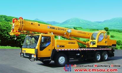 XCMG QY20G.5 Truck Crane