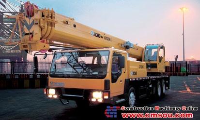 XCMG QY25K-I Truck Crane