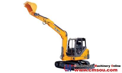 XCMG XE60 Crawler Excavator