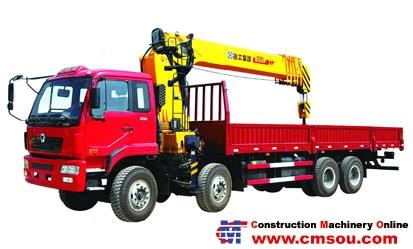 XCMG SQ16SK4Q Truck Mounted Crane