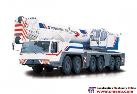 Zoomlion QAY220 All-Terrain Truck Crane