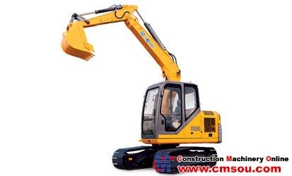 XCMG XE80 Crawler Excavator