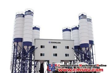 Zoomlion HZS180/2HZS180 Concrete Mixing Plant