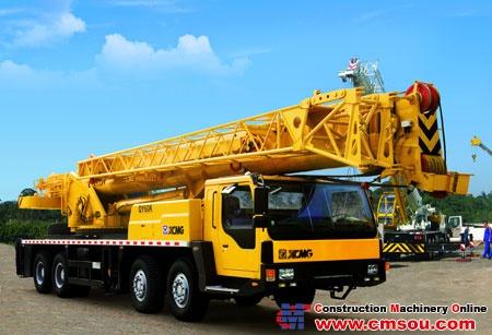 XCMG QY60k Truck Crane