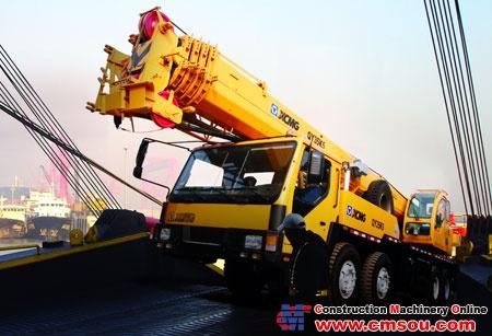 XCMG QY35K5 Truck Crane