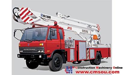 XCMG JP25 Aerial Ladder Fire Truck