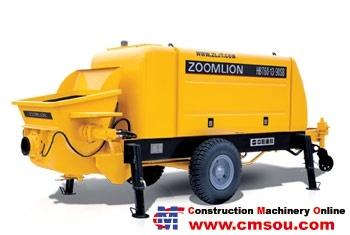 Zoomlion HBT60.7.75ZF Concrete Pump
