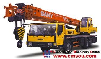 SANY QY25C Truck Cranes