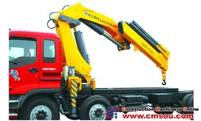 XCMG SQ14ZK4Q Truck Mounted Crane