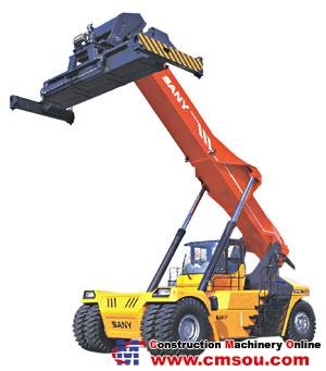 SANY SRSC45C2-P Reach Stacker