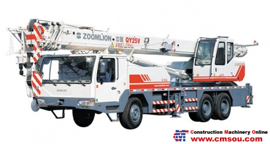 Zoomlion QY25V432 Truck Cranep
