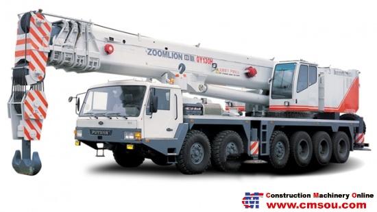 Zoomlion QY130H-1 Truck Cranep