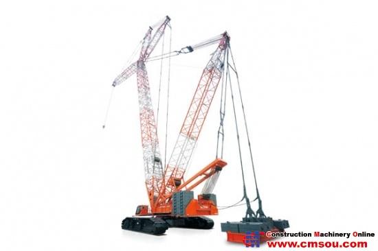 Zoomlion QUY80 Crawler Crane
