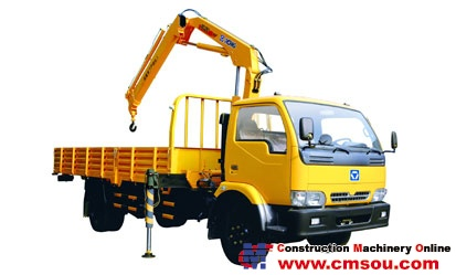 XCMG SQ3.2ZK1/SQ3.2ZK2 Truck Mounted Crane