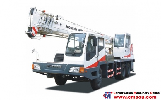 Zoomlion QY12D431 Truck Cranep