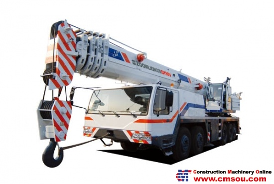 Zoomlion QY90V533 Truck Cranep