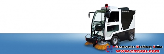 Zoomlion SHZ18A Road Sweeper