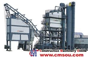 SANY LB4000 Asphalt Mixing Plant