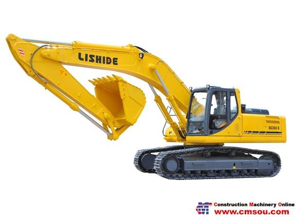Lishide SC360.8 Large Excavator