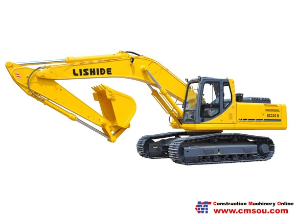 Lishide SC330.8 Large Excavator