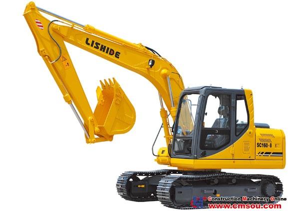 Lishide SC160.8 Compact Excavator