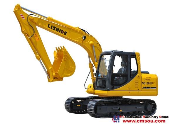 Lishide SC130.8 Compact Excavator