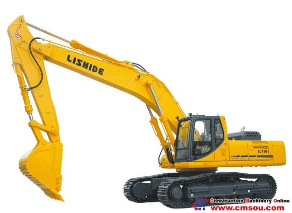 Lishide SC450.8 Large Excavator